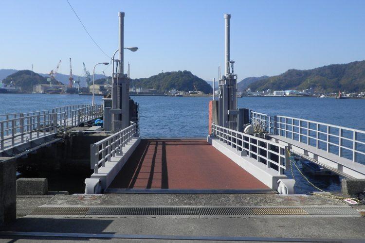 石間可動橋